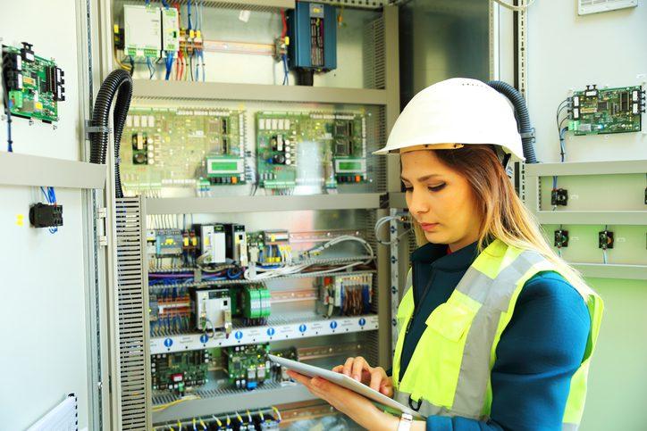 Polk Electric LLC | Electrician engineer worker